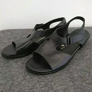 SAS Tripad Comfort Women's Size 10 W Black Sandals